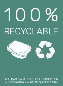 Opakowania biodegradowalne